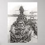 USS Arizona Poster
