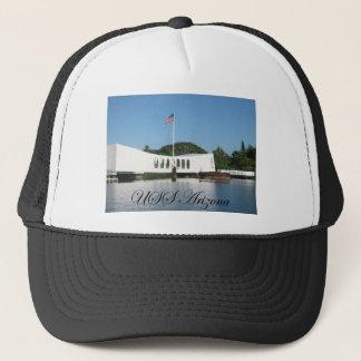 USS Arizona Trucker Hat