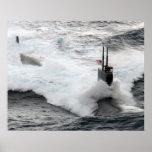 USS Asheville Poster