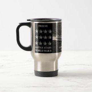 USS BELLEAU WOOD (CV / CVL - 24) COFFEE MUGS