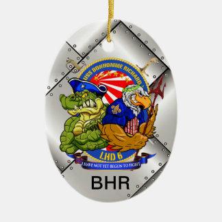 USS BHR LHD-6 x-mas ornament