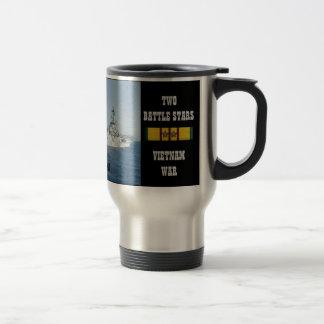 USS BOXER LPH-4 COFFEE MUGS