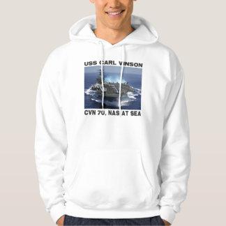 USS Carl Vinson Hoodie