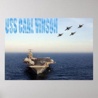 USS Carl Vinson Print