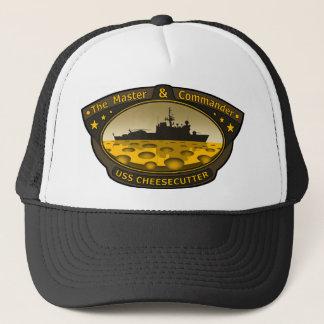 USS Cheesecutter Trucker Hat