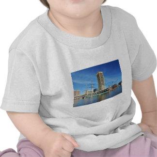 USS Constellation Baltimore T-shirt