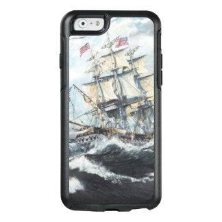 USS Constitution heads for HM Frigate Guerriere OtterBox iPhone 6/6s Case