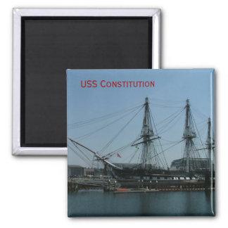 USS Constitution Magnet