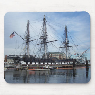 """USS CONSTITUTION"" MOUSE PAD"