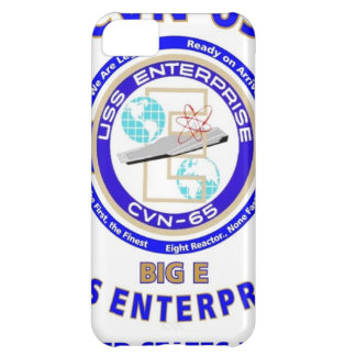USS ENTERPRISE CVN-65 NAVY CARRIER iPhone 5C CASES