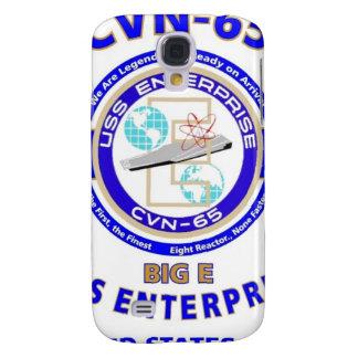 USS ENTERPRISE CVN-65  NAVY CARRIER GALAXY S4 CASES