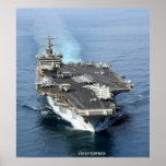 USS Enterprise Poster