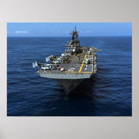 USS Essex (LHD 2) Poster