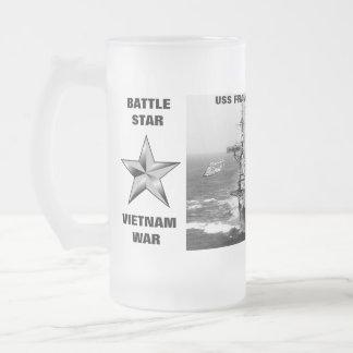 USS FRANKLIN D ROOSEVELT CVA-42 COFFEE MUG