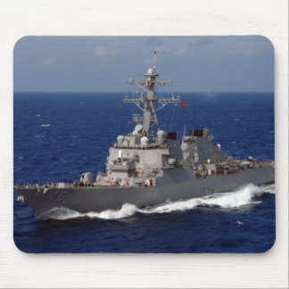 USS Higgins Mousepad