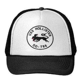 USS Hollister Cap