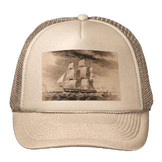 USS Houston 1819 Trucker Hats