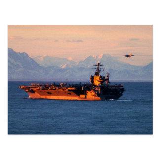 USS John C. Stennis (CVN 74) Postcard