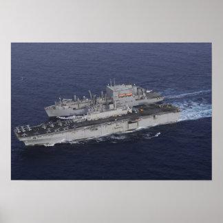 USS Kearsarge Poster