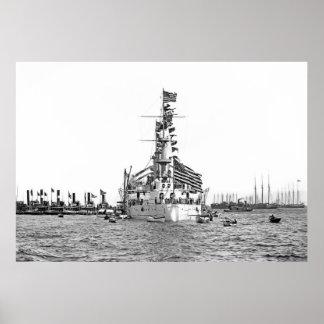 USS Kearsarge Posters