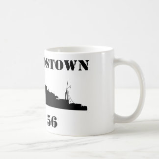 USS Leedstown - APA 56 - Mug