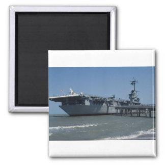 USS Lexington Naval Museum Magnet