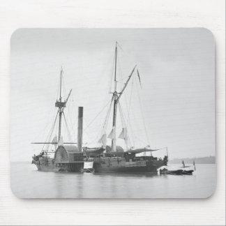 USS Maratanza 1862 Mouse Pads