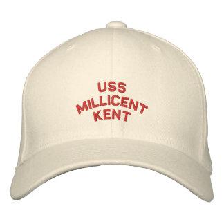 USS Millicent Kent Embroidered Baseball Cap