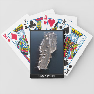 USS Nimitz Playing Cards Deck Of Cards