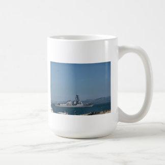 USS Preble Coffee Mug