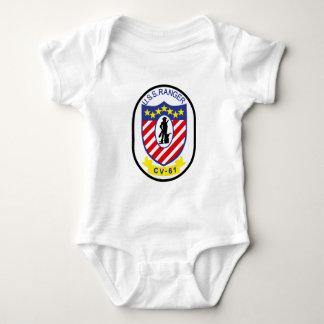 USS Ranger (CV-61) T Shirts