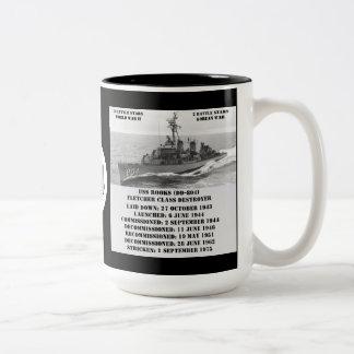 USS Rooks (DD-804) Coffee Mug
