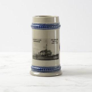 USS Simpson DD-221 Coffee Mug