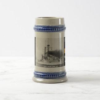 USS UTAH BB - 31 COFFEE MUG