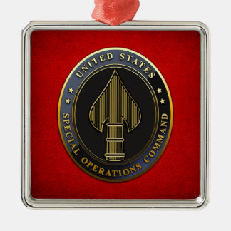 USSOCOM Emblem Christmas Ornaments