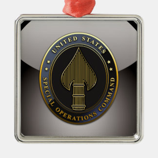 USSOCOM Emblem Christmas Ornament