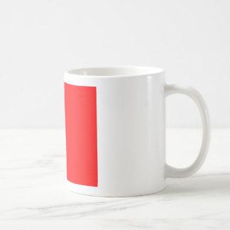 USSR Flag Basic White Mug