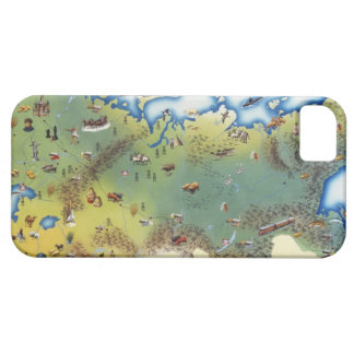 USSR, map of Union of Soviet Socialist Case For The iPhone 5