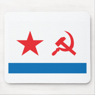 USSR Navy Jack Mouse Pad