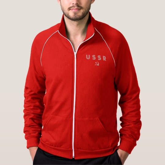 USSR Retro Jacket