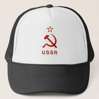 USSR TRUCKER HAT