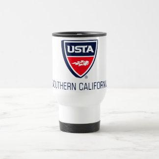 USTA Southern California Travel Mug