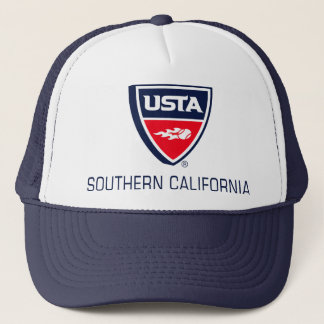 USTA Southern California Trucker Hat