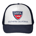 USTA Southern California Trucker Hats