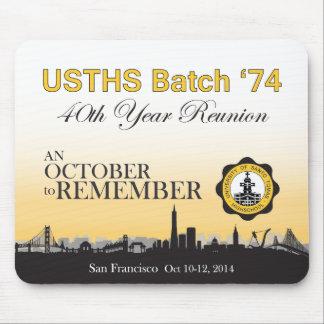 USTHS Batch '74 Mousepad
