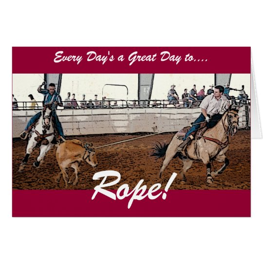 USTRC Roping Card