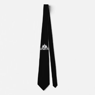 Usual Suspects Band Tie
