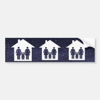 Usuals Symbol Bumper Sticker