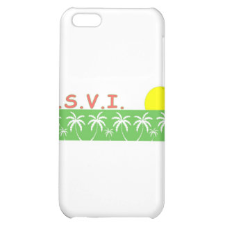 USVI COVER FOR iPhone 5C