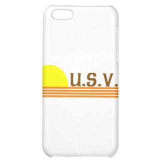 USVI CASE FOR iPhone 5C